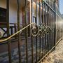 Гостиница Золотой Берег, Огражденная территория, фото 39