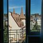 Гостиница Милленниалс Апартс, вид из окна, фото 9