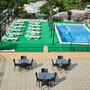 Гостиница Крымская Ницца, бассейн, вид сверху, фото 4